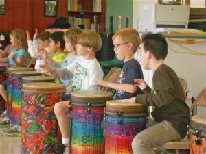 Drumming Image Updated
