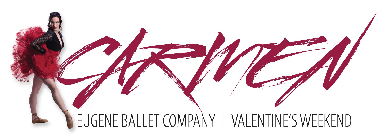 Eugene Ballet Company logo