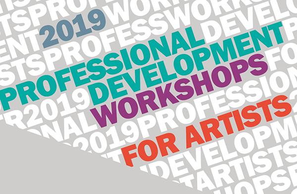 2019 Workshops for Artists