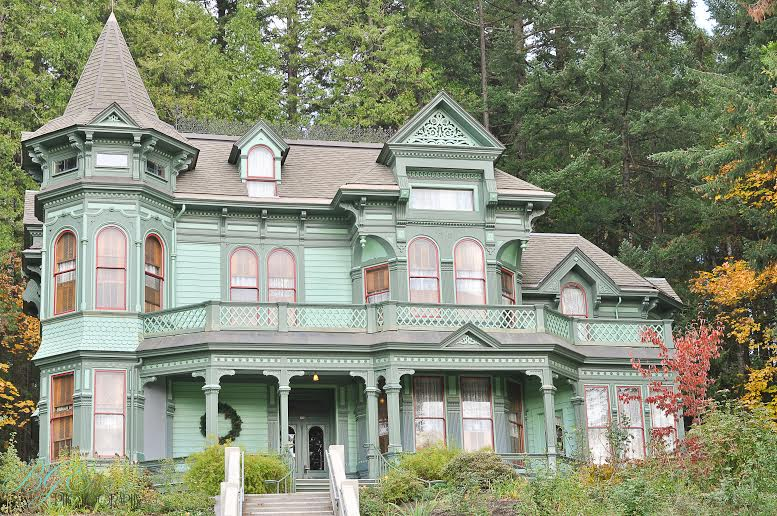 Take the downtown eugene historic sites tour on may 30th - House with a view ...